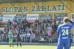Fotbalový klub FK Slovan Záblatí.
