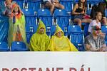 Atletický mítink IAAF World Challenge Zlatá tretra v Ostravě 20. června 2019. Na snímku fanoušci