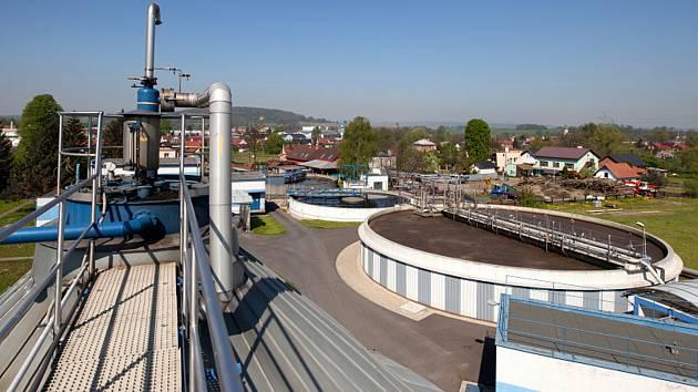 Severomoravské vodárny a kanalizace. Ilustrační foto