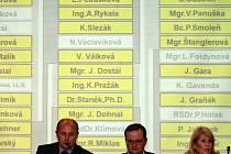 Zasedání zastupitelů Ostravy-Jihu v K-Triu.