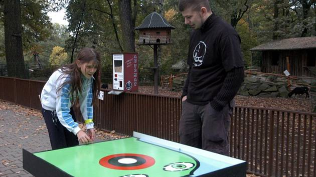 Organizátoři Dne zvířat připravili pro děti v ostravské zoo řadu soutěží