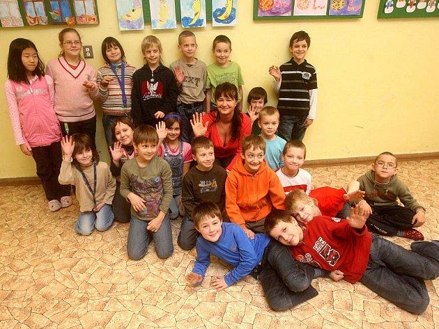 Se třemi tradičními otázkami jsme se vypravili za žáky ze třetí třídy Základní školy Dětské v Ostravě-Porubě.