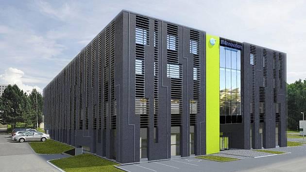 IT4INNOVATIONS. Tak se jmenuje projekt superpočítače, jehož budova bude brzy stát na místě dnešního parkoviště u kolejí Vysoké školy báňské – Technické univerzity Ostrava, kde se dříve pořádaly pravidelné majálesy.