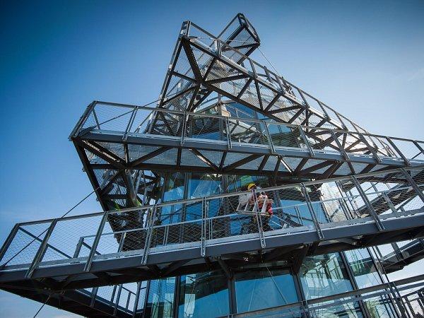 Ostravská Bolt Tower. Ilustrační foto.