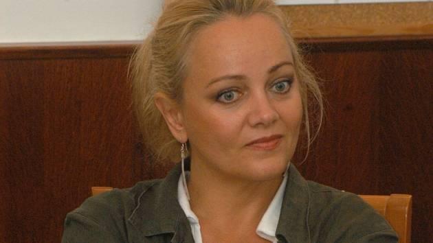 Eva Dřízgová-Jirušová, umělecká ředitelka festivalu, se představí také letos na pódiu.