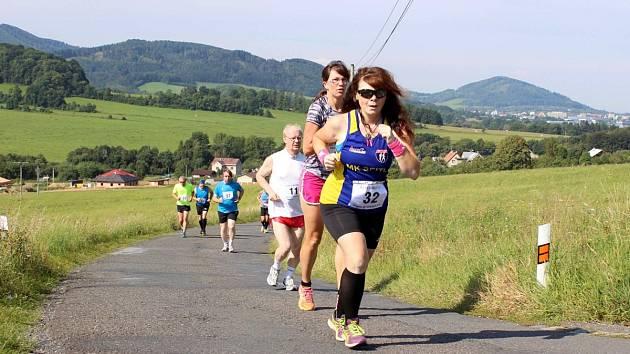 Lenka Hehejíková zvládla tři běžecké podniky v krátké době za sebou.