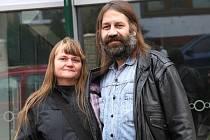 Melanie a Jiří Chodúrovi jsou na svého syna, který se probojoval do finále SuperStar, náležitě hrdí.