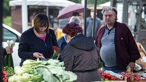Farmářské trhy v Ostravě