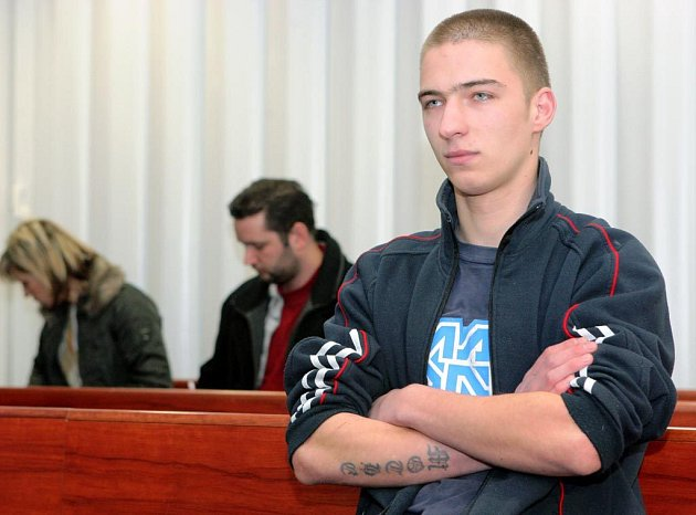 Tomáš Pastrňák u soudu