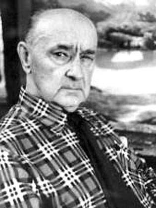 Malíř Zdeněk Burian.