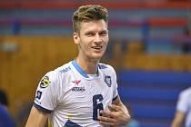 Volejbalový univerzál Radek Šoltys se po roční pauze, během které hrál II. ligu, vrátil do extraligy. V ostravském týmu je teď nejstarší.