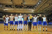 Utkání legend: FC Baník Ostrava - AC Sparta Praha 8:8 (5:6)