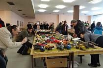 12. ročník mezinárodní výstavy papírových modelů Papír Show v Ostravě.