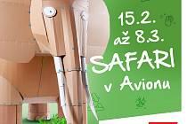 Výstava Safari v Avionuv Ostravě, je v mnoha směrech ojedinělá.