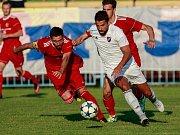 Fotbal Třinec – FC Baník Ostrava 5:2