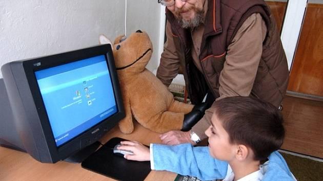 Bertíci již podruhé loni pomohli i dětem z Dětského doma v Ostravě-Hrabové.