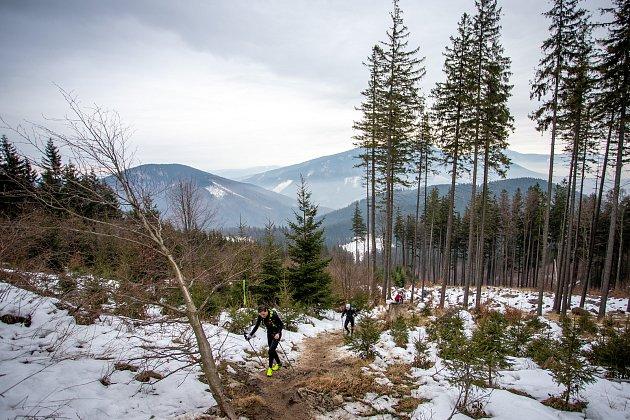Extrémní vytrvalostní závod LH24 (24hodin na Lysé hoře), 18.ledna 2020vOstravici.