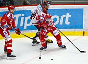 Hokejová extraliga - 49. kolo: Třinec - Sparta