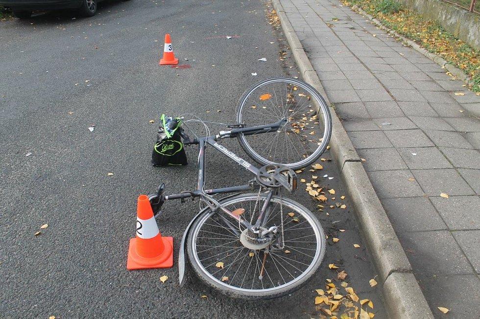 Nehody cyklistů jsou stále četné.