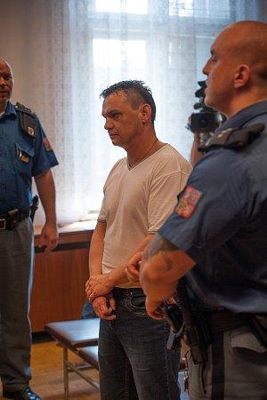 Kvýjimečnému trestu, třiceti letům vězení, byl vpátek odsouzen devětatřicetiletý Petr Gola