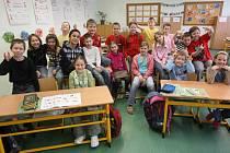 Anketa se žáky ze 3.B Základní školy Gen. Píky v Ostravě-Fifejdách