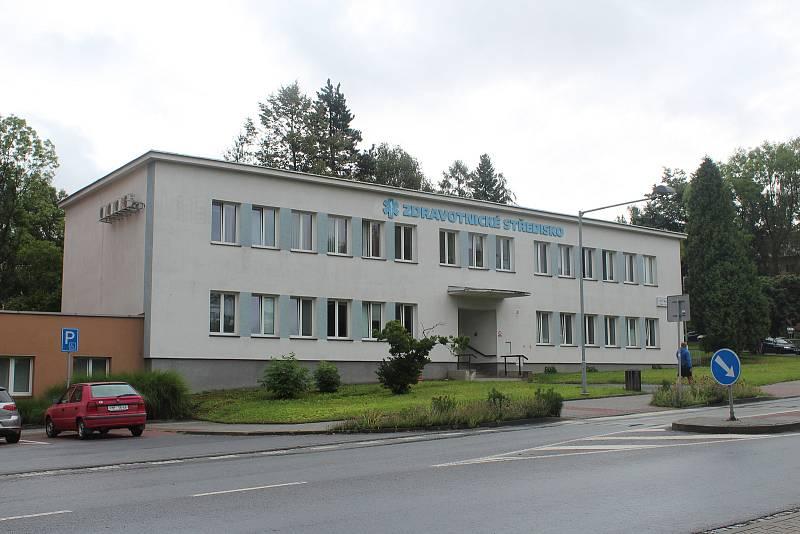 Zdravotní středisko ve Vratimově.