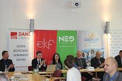 Diskusní konference CZECH COOL TRADE FORUM 2017