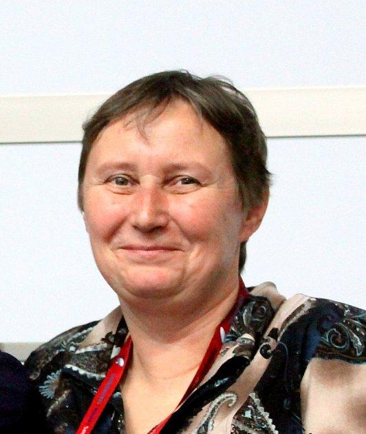 Marie Hrachová.