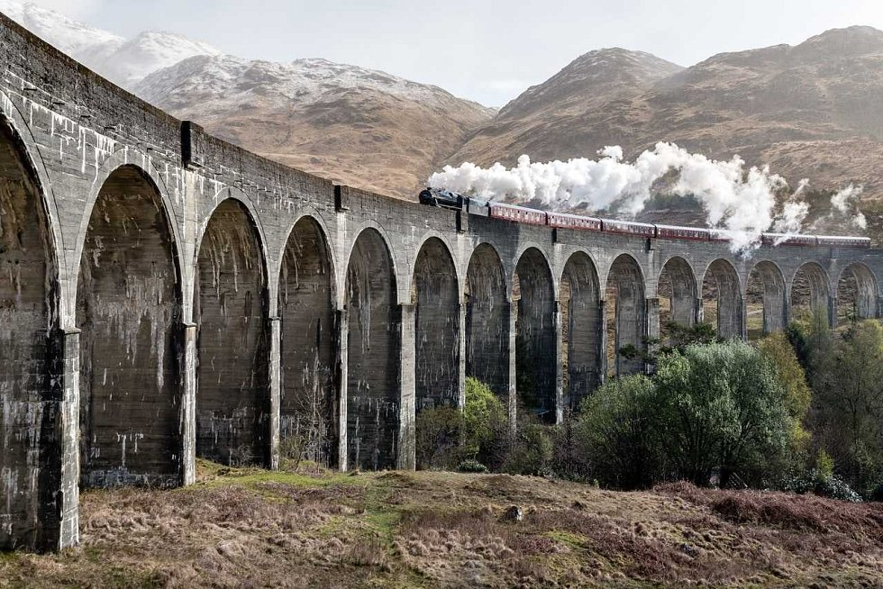 Z filmu Harry Potter.