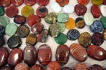 Mineralogická burza. Ilustrační foto.