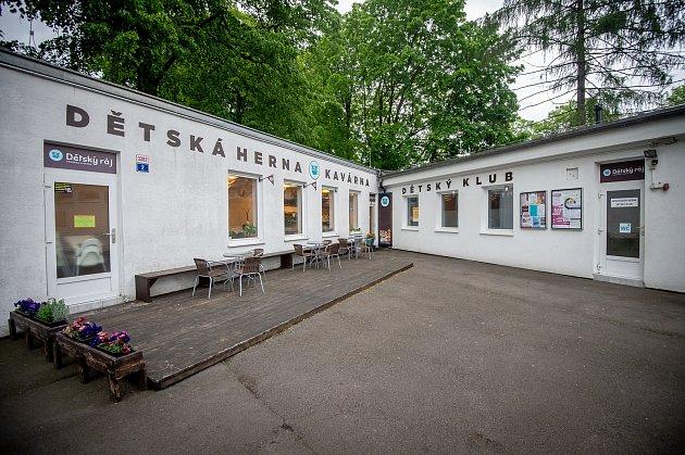 Kauza Dětského ráje v centru Ostravy