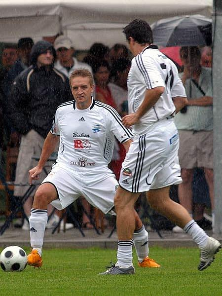 Tomáš Petera v utkání Kubina teamu