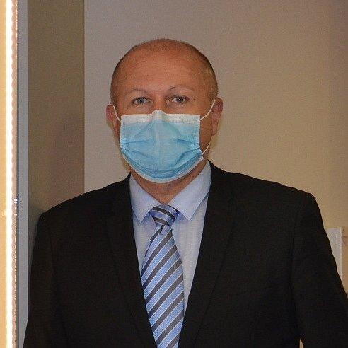 Martin Bednář, starosta obvodu Ostrava-Jih