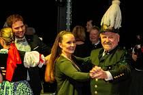 Soubor lidových písní a tanců Hlubina Ostrava uspořádal 8. Havířský bál, 22. února 2020 v Ostravě.