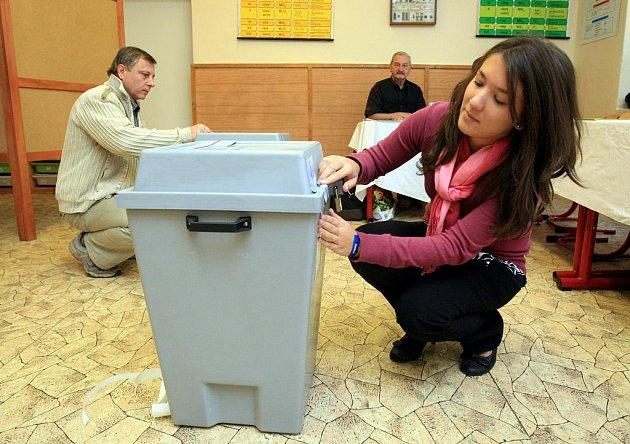 V Ostravě se koná druhé kolo senátních voleb
