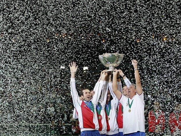 87cf4a0eed5 Břeclav uvidí Davis Cup. Dražba pomůže zaplaveným - Vyškovský deník