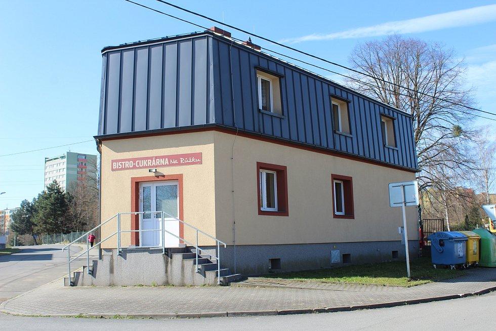 Budoucí zdravotní středisko v Martinově.