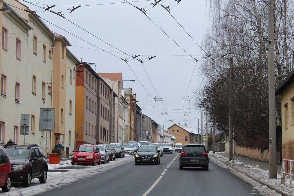 Ulice Československé armády
