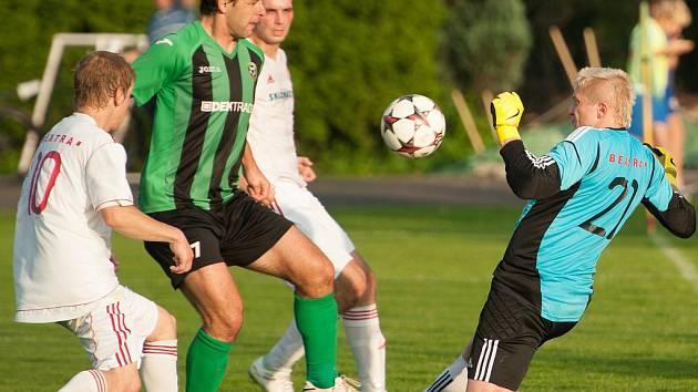 SK Šenov - FC Odra Petřkovice 0:4