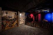 V podzemí Slezskoostravského hradu se návštěvníkům nabízí možnost vstoupit nového Muzea záhad.