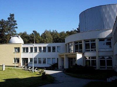 Hvězdárna a planetárium Johanna Palisy v Ostravě-Porubě