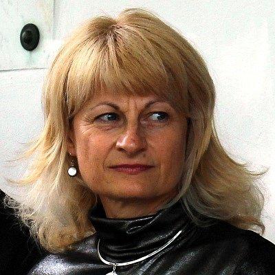 Pavla Adamcová, starostka obce Hodslavice