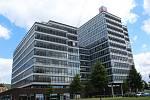 Tieto Towers - sídlo společnosti Tieto Czech v Ostravě.