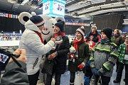 Olympijský festival u Ostravar Arény, 17. února 2018 v Ostravě, 33 333 navštěvnice.