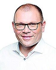 Tomáš Hanzel, 41let, Karviná, primátor Karviné, 2132hlasů