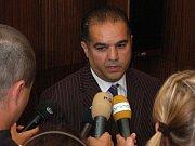 Šéf Unie olašských Romů Josef Stojka z Ostravy