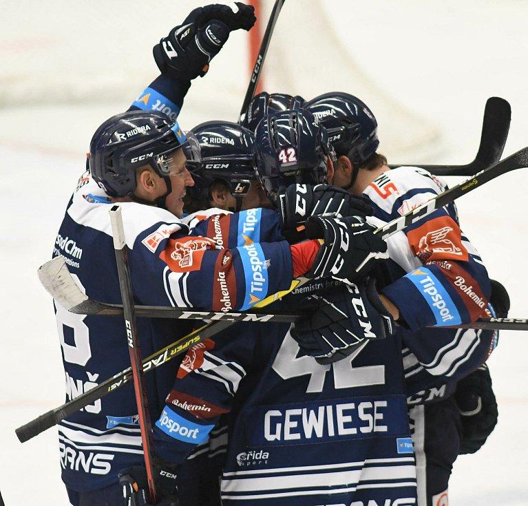 Vítkovice, Ridera, Zlín, hokej, extraliga, 36. kolo