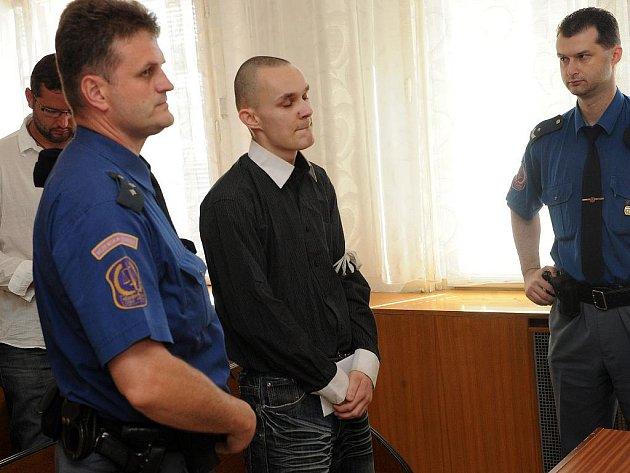 Obžalovaní František Slezák a Michal Zavadilík u Krajského soudu v Ostravě