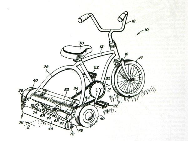 Ilustrační snímek zvýstavy kuriózních patentů, která se konala vzáří loňského roku vMoravské zemské knihovně vBrně.