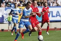 FK Ústí nad Labem - FC Baník Ostrava 0:3